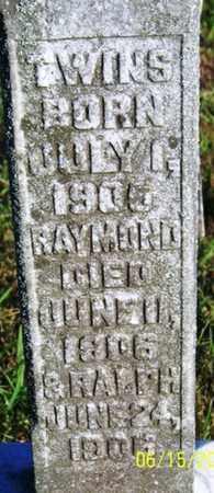 BARRETT, RALPH - Grundy County, Tennessee   RALPH BARRETT - Tennessee Gravestone Photos