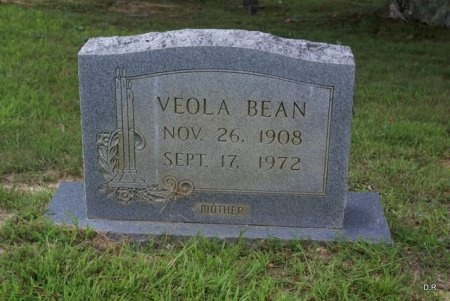 LOCKHART BEAN, VEOLA  - Grundy County, Tennessee | VEOLA  LOCKHART BEAN - Tennessee Gravestone Photos