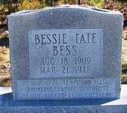 BESS, BESSIE - Grundy County, Tennessee | BESSIE BESS - Tennessee Gravestone Photos