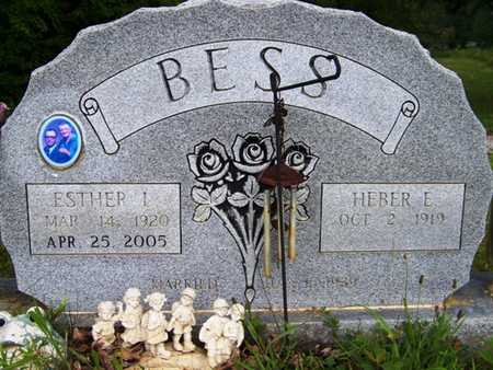 BESS, HEBER EARL - Grundy County, Tennessee | HEBER EARL BESS - Tennessee Gravestone Photos