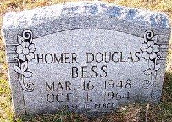 BESS, HOMER DOUGLAS - Grundy County, Tennessee | HOMER DOUGLAS BESS - Tennessee Gravestone Photos