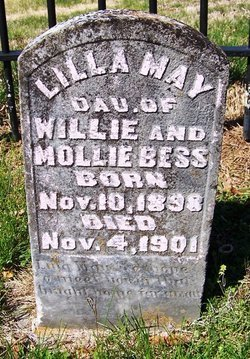 BESS, LILLA MAY - Grundy County, Tennessee | LILLA MAY BESS - Tennessee Gravestone Photos