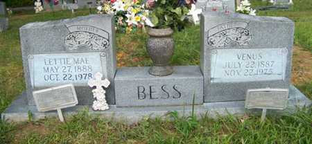 BESS, LETTIE MAE - Grundy County, Tennessee | LETTIE MAE BESS - Tennessee Gravestone Photos