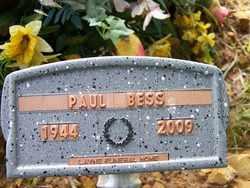 BESS, PAUL - Grundy County, Tennessee | PAUL BESS - Tennessee Gravestone Photos