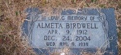 BIRDWELL, ALMETA - Grundy County, Tennessee | ALMETA BIRDWELL - Tennessee Gravestone Photos