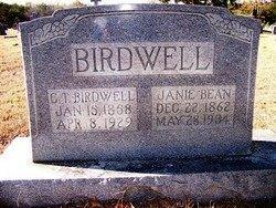 BIRDWELL, NANCY RHODA JANE - Grundy County, Tennessee | NANCY RHODA JANE BIRDWELL - Tennessee Gravestone Photos