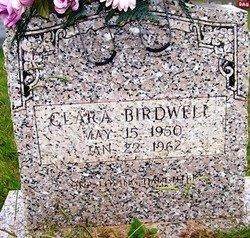 BIRDWELL, CLARA - Grundy County, Tennessee | CLARA BIRDWELL - Tennessee Gravestone Photos