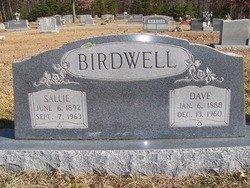 BIRDWELL, SALLIE - Grundy County, Tennessee   SALLIE BIRDWELL - Tennessee Gravestone Photos