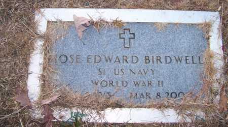 BIRDWELL (VETERAN WWII), MOSE EDWARD - Grundy County, Tennessee   MOSE EDWARD BIRDWELL (VETERAN WWII) - Tennessee Gravestone Photos