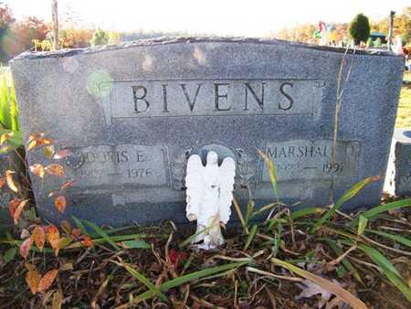 BIVENS, DORIS E. - Grundy County, Tennessee | DORIS E. BIVENS - Tennessee Gravestone Photos