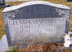 BIVENS, GLENDA MAE - Grundy County, Tennessee | GLENDA MAE BIVENS - Tennessee Gravestone Photos
