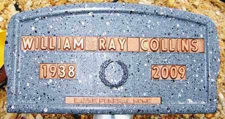 COLLINS (VETERAN), WILLIAM RAY - Grundy County, Tennessee   WILLIAM RAY COLLINS (VETERAN) - Tennessee Gravestone Photos
