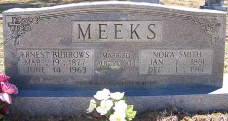 MEEKS, NORA - Grundy County, Tennessee | NORA MEEKS - Tennessee Gravestone Photos