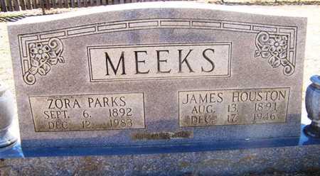 MEEKS, JAMES HOUSTON - Grundy County, Tennessee | JAMES HOUSTON MEEKS - Tennessee Gravestone Photos