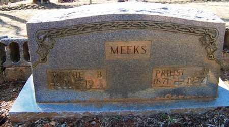 MEEKS, WINNIE B. - Grundy County, Tennessee   WINNIE B. MEEKS - Tennessee Gravestone Photos