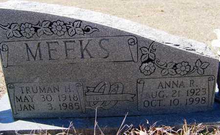 MEEKS, TRUMAN H. - Grundy County, Tennessee | TRUMAN H. MEEKS - Tennessee Gravestone Photos