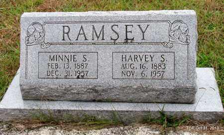 RAMSAY, MINNIE S. - Grundy County, Tennessee | MINNIE S. RAMSAY - Tennessee Gravestone Photos