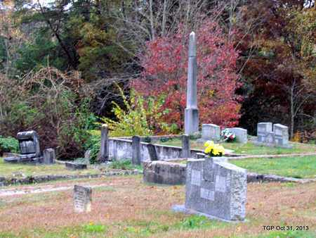 *TRACY CITY CEMETERY VIEW,  - Grundy County, Tennessee |  *TRACY CITY CEMETERY VIEW - Tennessee Gravestone Photos