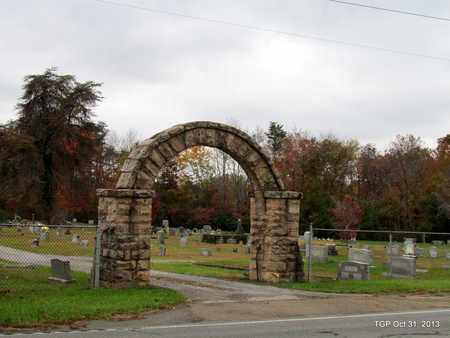 *TRACY CITY ENTRANCE,  - Grundy County, Tennessee |  *TRACY CITY ENTRANCE - Tennessee Gravestone Photos
