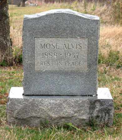 ALVIS, MOSE - Hamblen County, Tennessee   MOSE ALVIS - Tennessee Gravestone Photos