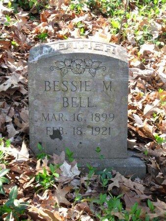 BELL, BESSIE M. - Hamblen County, Tennessee   BESSIE M. BELL - Tennessee Gravestone Photos
