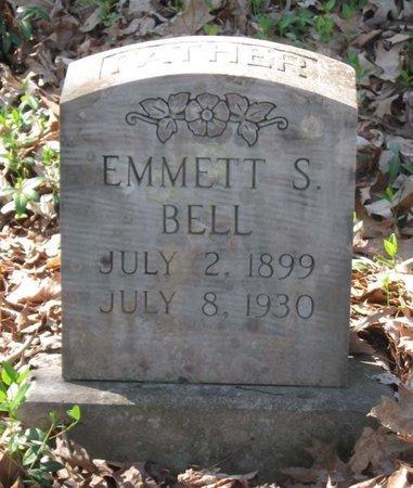 BELL, EMMETT S. - Hamblen County, Tennessee   EMMETT S. BELL - Tennessee Gravestone Photos