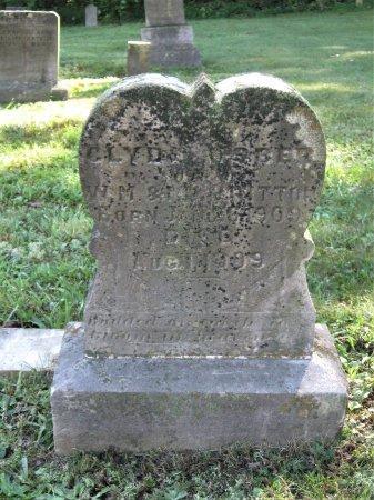 BRITTON, CLYDE OSBER - Hamblen County, Tennessee | CLYDE OSBER BRITTON - Tennessee Gravestone Photos