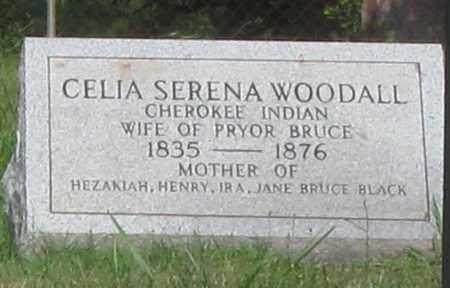 BRUCE, CELIA SERENA - Hamblen County, Tennessee | CELIA SERENA BRUCE - Tennessee Gravestone Photos