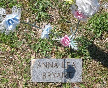 BRYANT, ANNA LEA - Hamblen County, Tennessee | ANNA LEA BRYANT - Tennessee Gravestone Photos