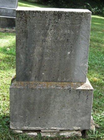 LYONS BURGNER, MARY E. - Hamblen County, Tennessee | MARY E. LYONS BURGNER - Tennessee Gravestone Photos
