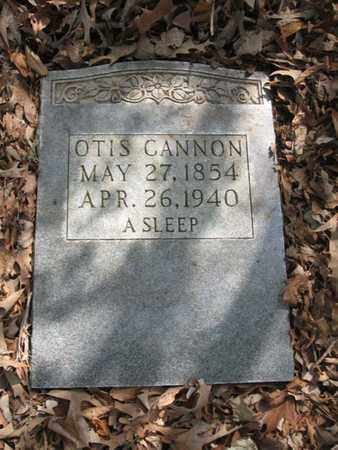 CANNON, OTIS C. - Hamblen County, Tennessee   OTIS C. CANNON - Tennessee Gravestone Photos