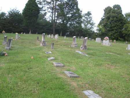 *CEDAR CREEK CEMETERY VIEW,  - Hamblen County, Tennessee |  *CEDAR CREEK CEMETERY VIEW - Tennessee Gravestone Photos