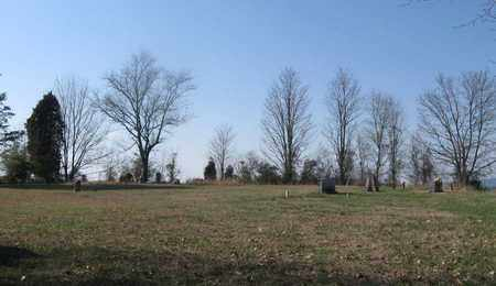 *HYATT CEMETERY VIEW,  - Hamblen County, Tennessee |  *HYATT CEMETERY VIEW - Tennessee Gravestone Photos