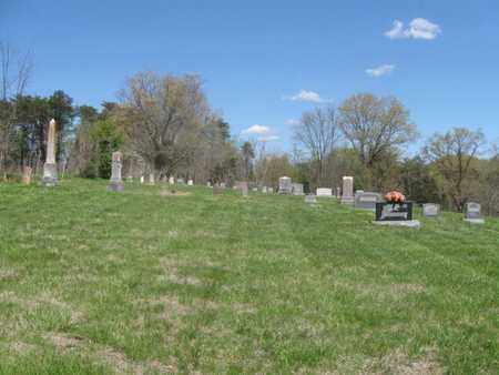 *ROCKY POINT CEMETERY VIEW,  - Hamblen County, Tennessee |  *ROCKY POINT CEMETERY VIEW - Tennessee Gravestone Photos