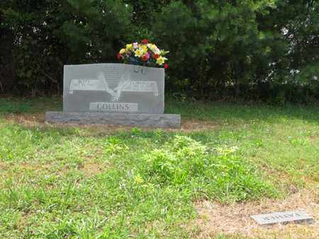 COLLINS, CLARENCE W. - Hamblen County, Tennessee | CLARENCE W. COLLINS - Tennessee Gravestone Photos