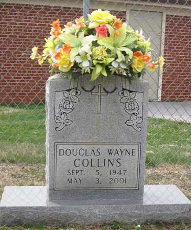 COLLINS, DOUGLAS WAYNE - Hamblen County, Tennessee | DOUGLAS WAYNE COLLINS - Tennessee Gravestone Photos