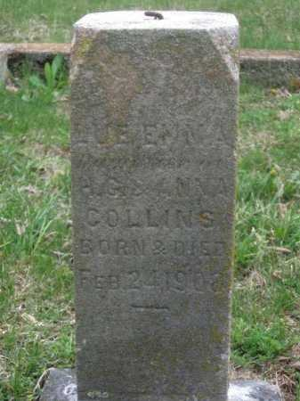 COLLINS, LUE EMMA - Hamblen County, Tennessee | LUE EMMA COLLINS - Tennessee Gravestone Photos