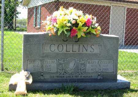 COLLINS, MARY E. - Hamblen County, Tennessee   MARY E. COLLINS - Tennessee Gravestone Photos