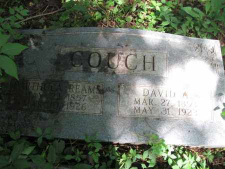 REAMS COUCH, DARLUTHA - Hamblen County, Tennessee | DARLUTHA REAMS COUCH - Tennessee Gravestone Photos