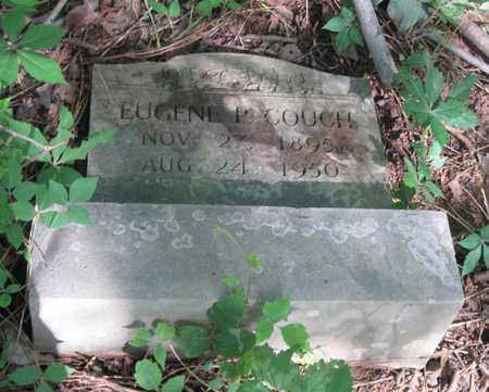 COUCH, EUGENE P. - Hamblen County, Tennessee | EUGENE P. COUCH - Tennessee Gravestone Photos