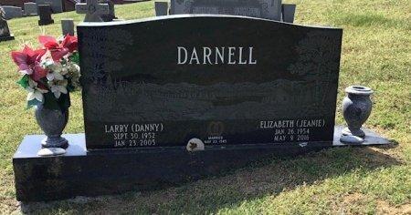 DARNELL, LARRY (DANNY) - Hamblen County, Tennessee   LARRY (DANNY) DARNELL - Tennessee Gravestone Photos