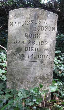 DODSON, NARCISSUS A. - Hamblen County, Tennessee | NARCISSUS A. DODSON - Tennessee Gravestone Photos