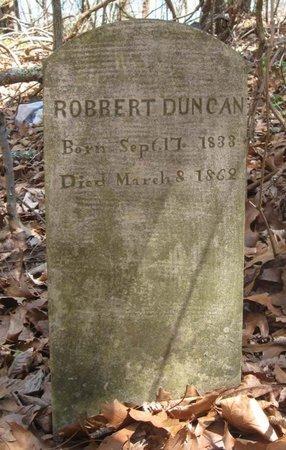 DUNCAN, ROBERT - Hamblen County, Tennessee | ROBERT DUNCAN - Tennessee Gravestone Photos