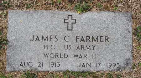 FARMER.2, JAMES C. - Hamblen County, Tennessee | JAMES C. FARMER.2 - Tennessee Gravestone Photos