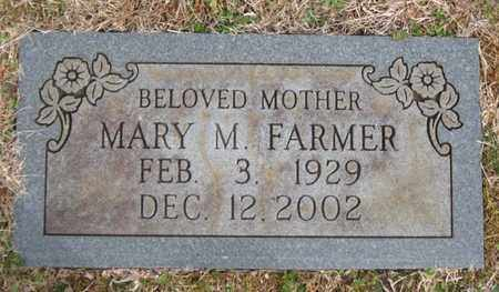 FARMER, MARY M. - Hamblen County, Tennessee | MARY M. FARMER - Tennessee Gravestone Photos