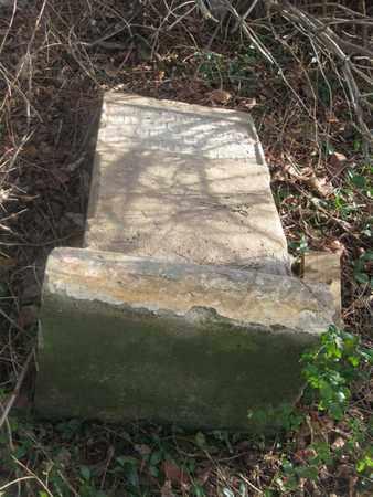 RIGGS MEFFORD GOAN, MARY MINERVA - Hamblen County, Tennessee   MARY MINERVA RIGGS MEFFORD GOAN - Tennessee Gravestone Photos