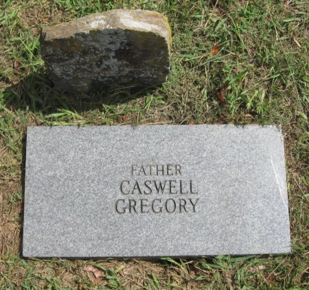 GREGORY, CASWELL - Hamblen County, Tennessee | CASWELL GREGORY - Tennessee Gravestone Photos