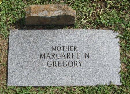 GREGORY, MARGARET - Hamblen County, Tennessee | MARGARET GREGORY - Tennessee Gravestone Photos