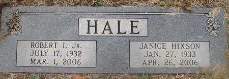 HALE, JANICE - Hamblen County, Tennessee | JANICE HALE - Tennessee Gravestone Photos