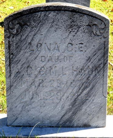 HAUN, LONA C.D. - Hamblen County, Tennessee | LONA C.D. HAUN - Tennessee Gravestone Photos